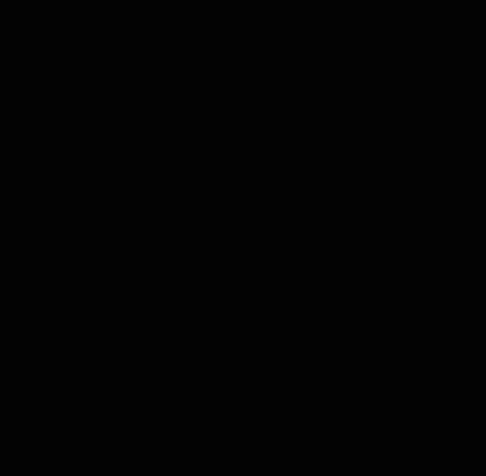 logo black square identity