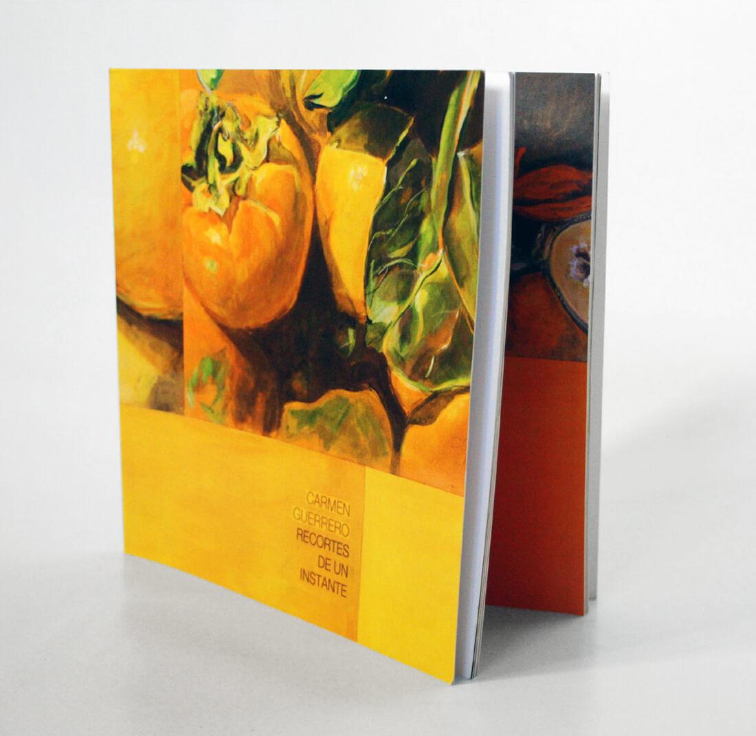 art book design layout